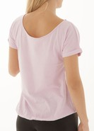 PINK BIKE SPOKETS T-SHIRT