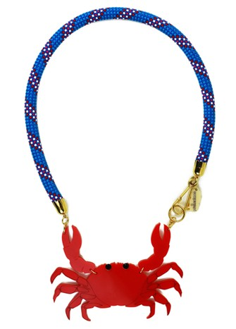CRABS NECKLACE