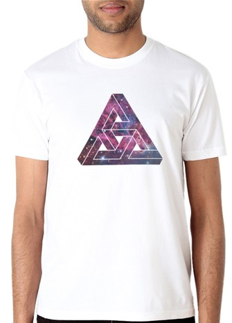 COSMOGRAM T-SHIRT WHITE
