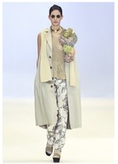 SAND HUE TRENCH COAT