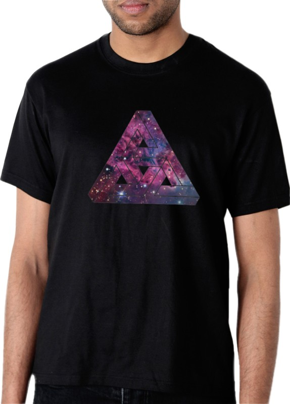 COSMOGRAM T-SHIRT-BLACK