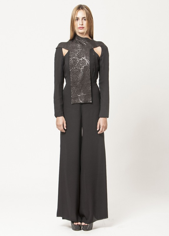 BLACK ARTEMISA JUMPSUIT