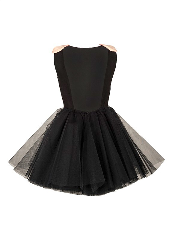 BLACK EVAN DRESS