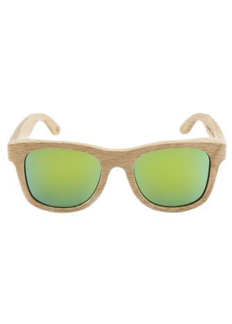 DORA OAK SUNGLASSES