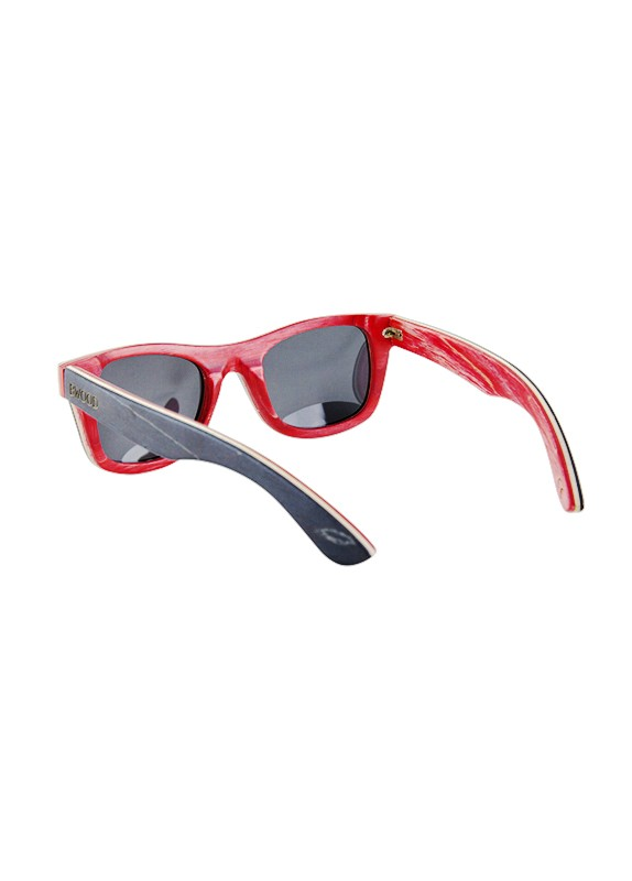 MONWAI RED SUNGLASSES